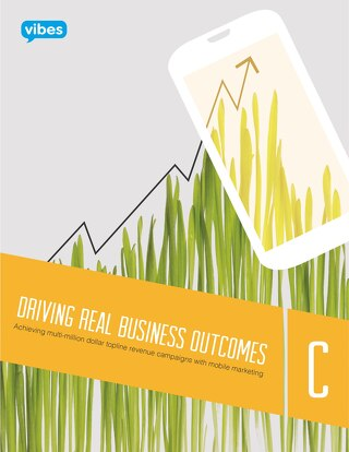 C | Driving Real Business Outcomes