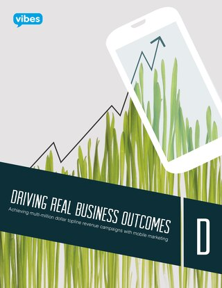 D | Driving Real Business Outcomes