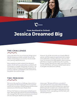 Case Study Part 1: Jessica's Story