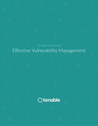 10 Steps for Achieving Effective Vulnerability Management