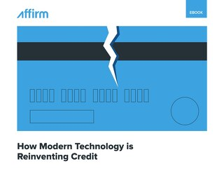 How Modern Technology is Reinventing Credit