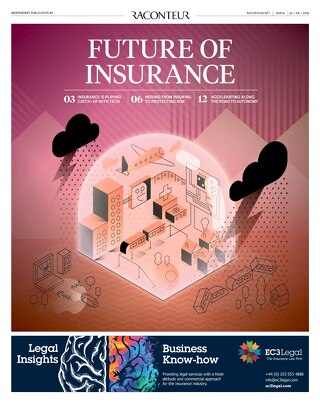 Future of Insurance special report 2018