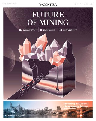 Future of Mining special report 2018