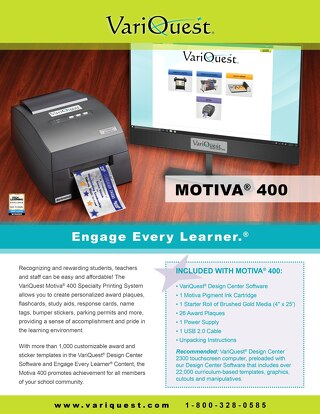 VariQuest Motiva Flyer