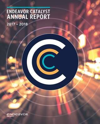 2017–18 Endeavor Catalyst Annual Report