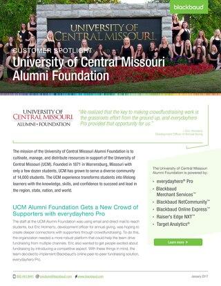 UCM AlumniFoundation