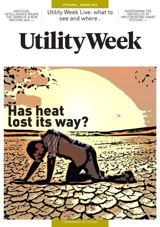 Utility Week 27th April 2018