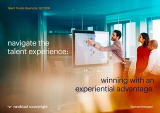 Talent Trends Quarterly: navigate the talent experience.