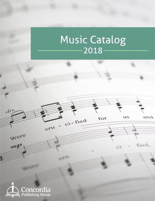 2018 New Music Catalog