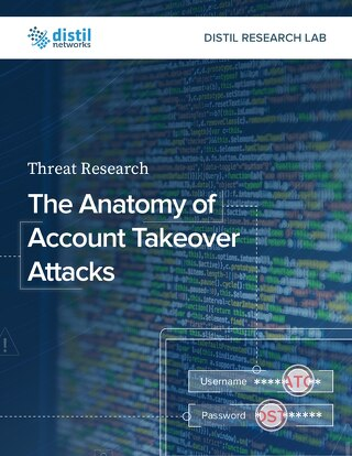 The Anatomy of Account Takeover Attacks
