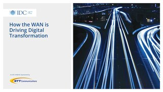 How the WAN is Driving Digital Transformation
