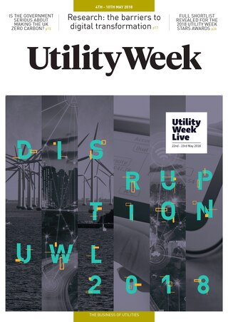 Utility Week 4th May 2018