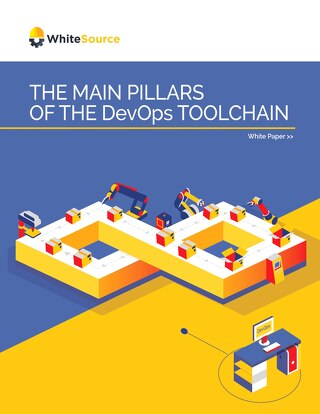 The Main Pillars of the DevOps Toolchain