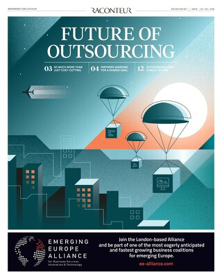 Future of Outsourcing special report 2018