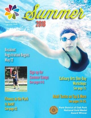 Park District of Oak Park Summer 2018 Program Guide