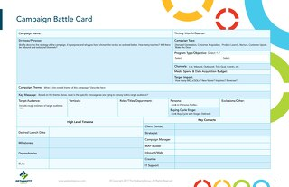 Campaign Battle Card