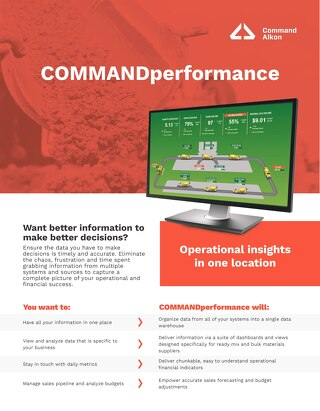 COMMANDperformance