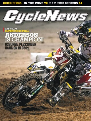 Cycle News Issue 18 May 8