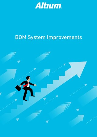BOM System Improvements Ebook
