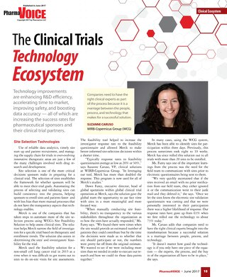 The Clinical Trials Technology Ecosystem