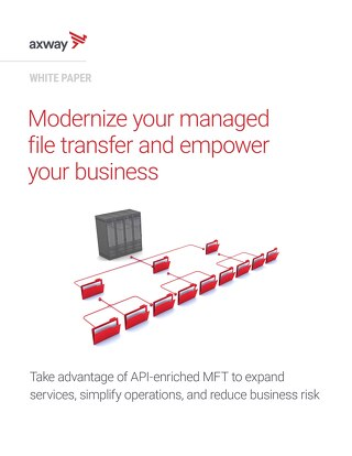 Modernize Your Managed File Transfer and Empower Your Business