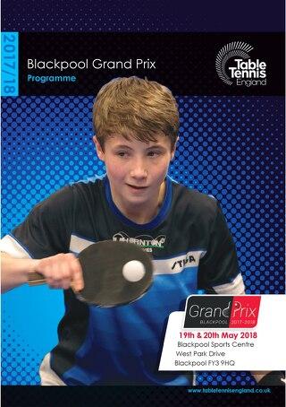 Blackpool Grand Prix 2017-2018