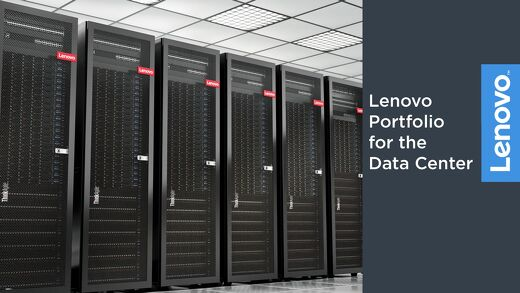 Lenovo Portfolio for the Data Center
