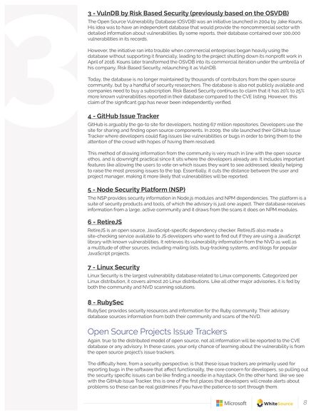 White papers - The Complete Guide On Open Source Security