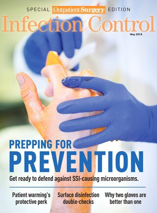 Special Outpatient Surgery Edition - Infection Control - May 2018