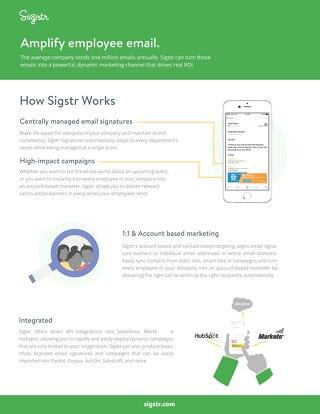 General Sigstr Overview