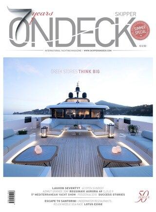 Skipper ONDECK 050   Summer Issue