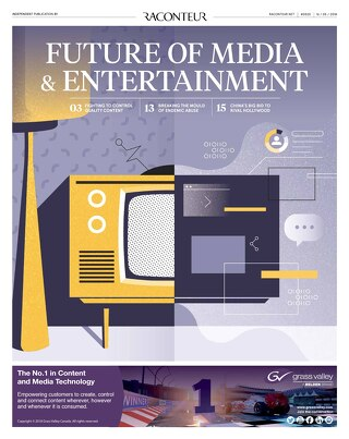 Future of Media & Entertainment special report 2018