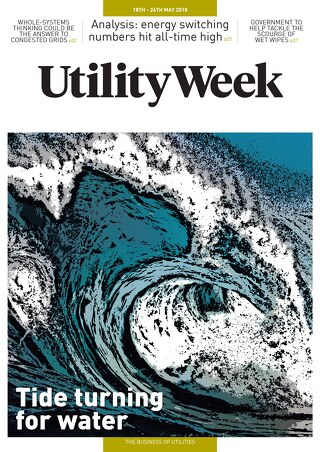 Utility Week 18th May 2018