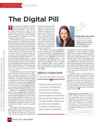 The Digital Pill