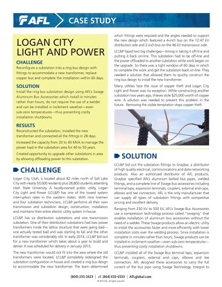 Logan City Light and Power