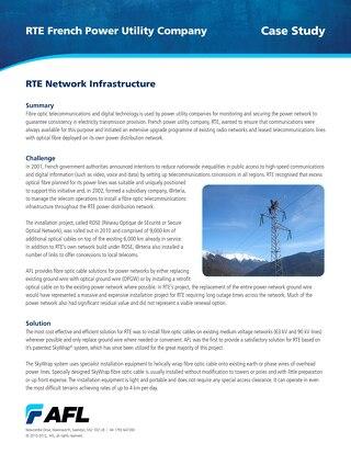 RTE Network Infrastructure