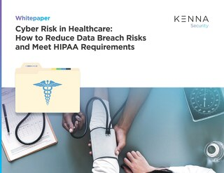 Cyber Risk Management in Healthcare: How to Reduce Data Breach Risks and Meet HIPAA Requirements