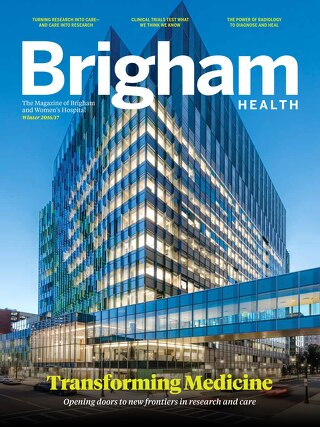 Brigham Health Magazine Winter 2016/17
