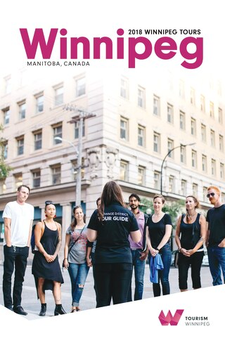 Winnipeg Tours Brochure 2018