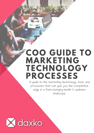 COO Guide to Marketing Tech