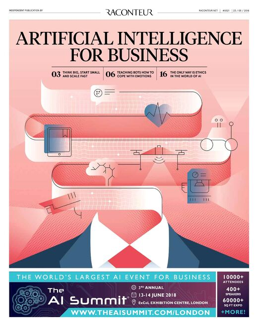 AI for Business Special Report 2018