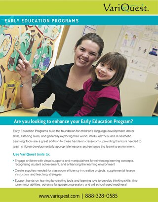 VariQuest Early Ed Program Flyer