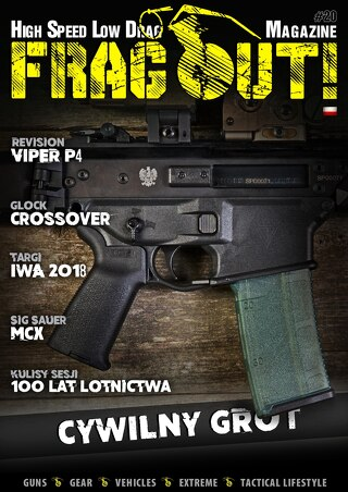 Frag Out! Magazine #17 PL20