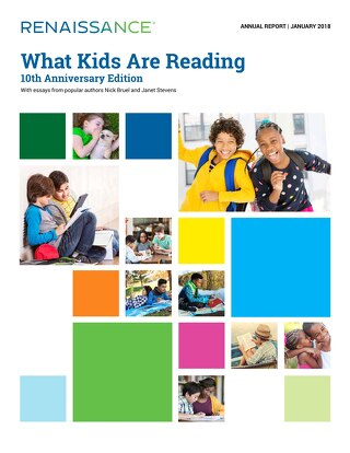 What Kids Are Reading by Renaissance