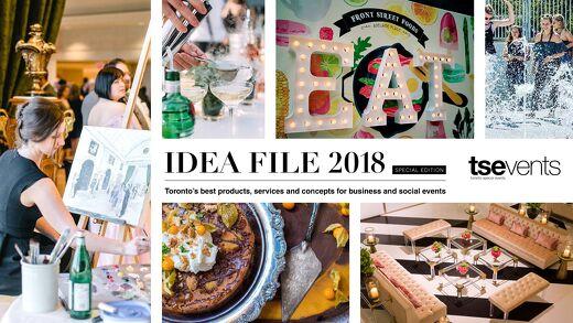 TSE Idea File 2018