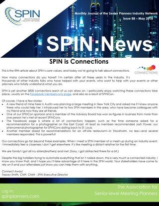 SPIN:News - May 2018