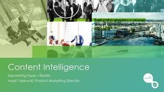 Content Intelligence - Anjali Yakkundi [Aprimo Sync! Chicago]
