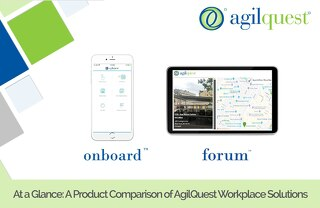 AgilQuest Solutions Comparison
