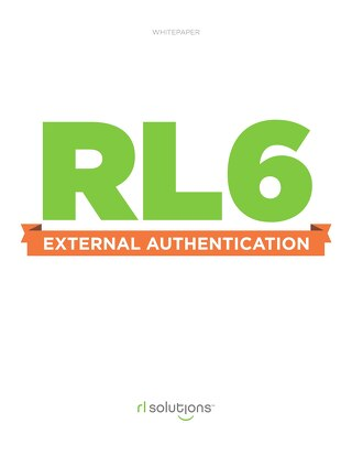 RL6 External Authentication Whitepaper