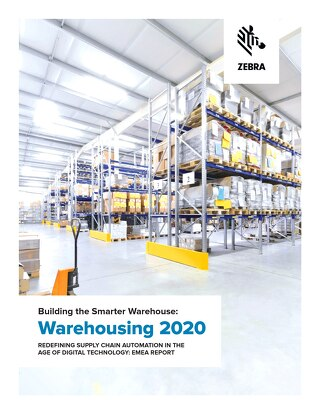 WAREHOUSE 2020 EMEA VISION REPORT
